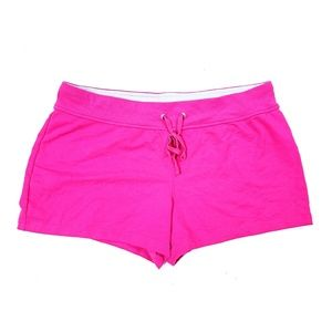 ❤Danskin Pink Shorts size XL or 16/18
